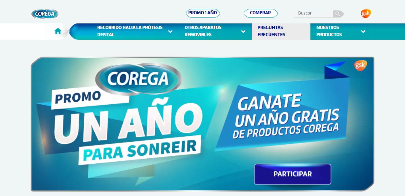 Promo Corega 2021