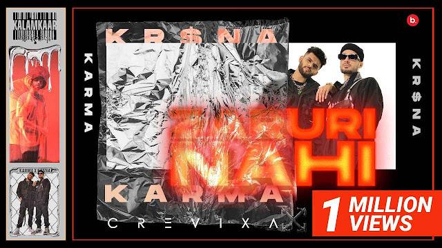 Zaruri Nahi Lyrics – Karma And KR$NA