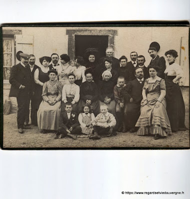 Photo ancienne style 1900