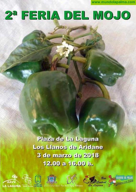 2ª Feria del Mojo en Los Llanos de Aridane