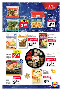 CATALOG LIDL 27 decembrie 2018 - 2 ianuarie 2019 delicatese Revelion