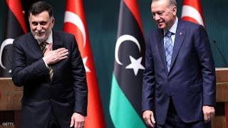 أردوغان السفاح  والسراج الدلدول متهمان في جرائم إبادة جماعية أمام المحكمة الدولية