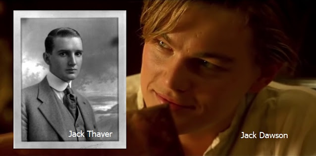 Jack Thayer dan Jack Dawson