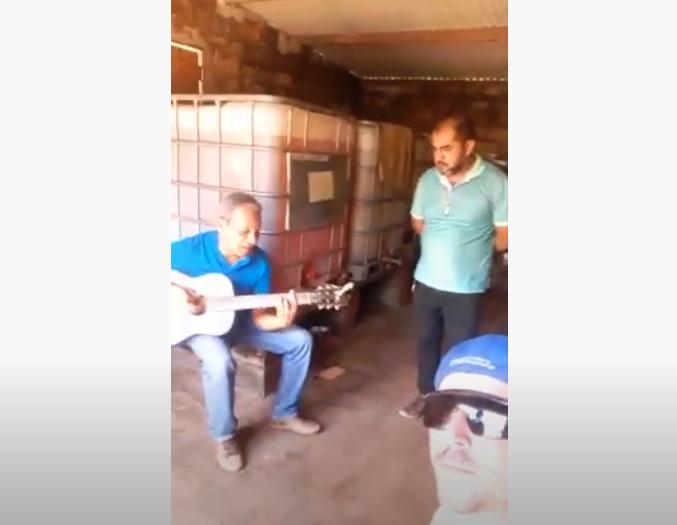 Vídeo em que prefeito de Óbidos faz 'show' desperta interesse da CPI do Combustível