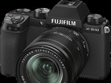 Fujifilm X-S10 User Manual