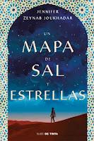 El mapa de sal y estrellas