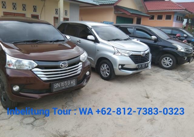 Sewa Mobil Belitung dengan Pilihan Terlengkap