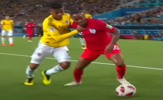 إنجلترا إلى دور ربع النهائى بعد الفوز على كولومبيا بركلات الترجيح