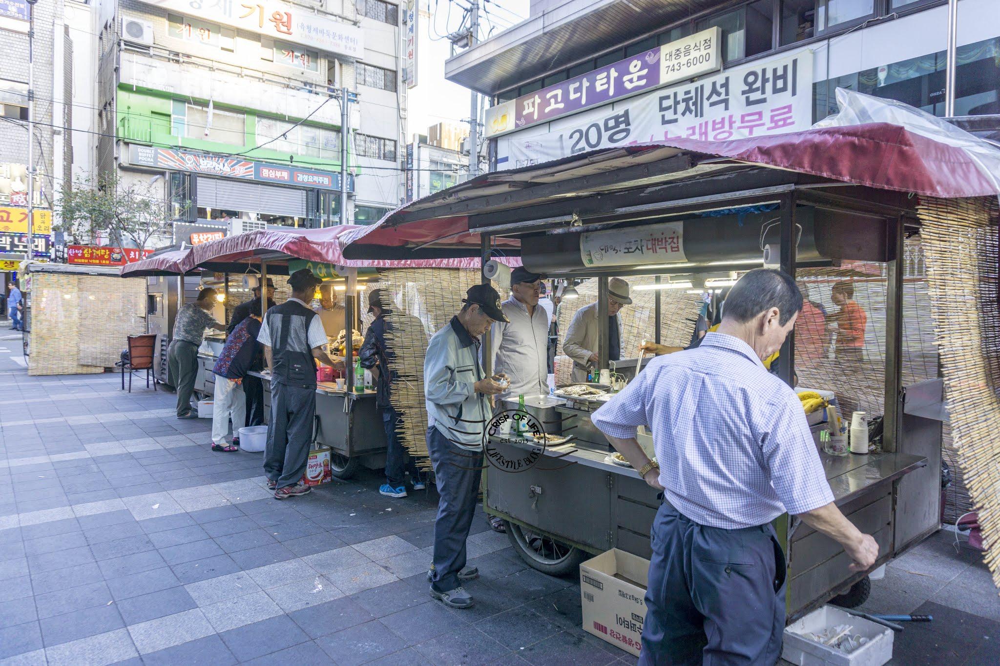 Bukchon Hanok Village, Insa-dong & Baengnyeon Samgyetang @ Seoul, South Korea
