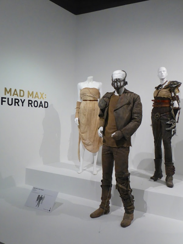 Mad Max Fury Road film costumes