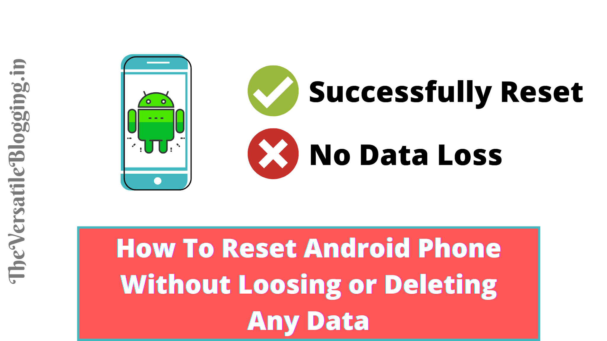 [Latest 2020] How To Reset Android Phone ? | Without Loosing Any Data [BEST]