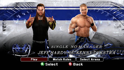 WWE Smackdown VS Raw 2008 PC Game Free Download