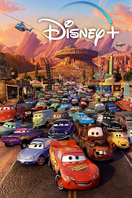 Disney Pixar Cars TV Show Coming to Disney+