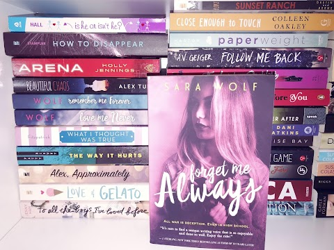 Review: Forget Me Always by Sara Wolf