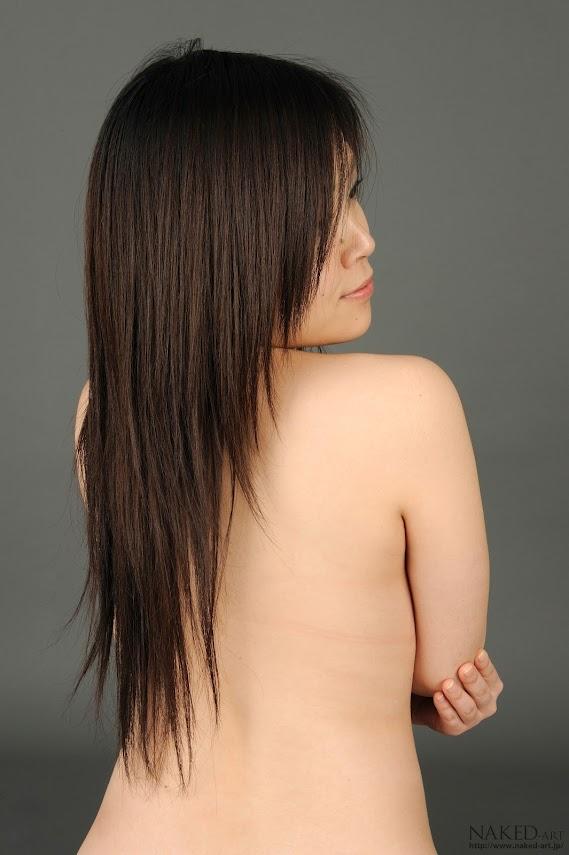 Naked-Art No.00066 Kagome Sagara 相良かごめ naked-art 09170