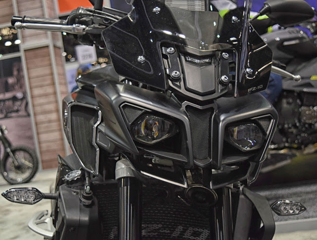 2017 Yamaha FZ10