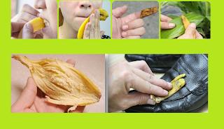 استعمالات خيالية و مهمة لقشر الموز !!! لن تصدق