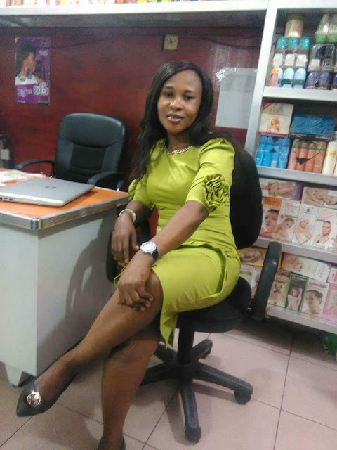 HEARTBREAKING DETAILS OF HOW THIS LAGOS WOMAN DIED AFTER A HEAVY CONTAINER FELL ON HER LEG – (GRAPHIC PHOTOS)
