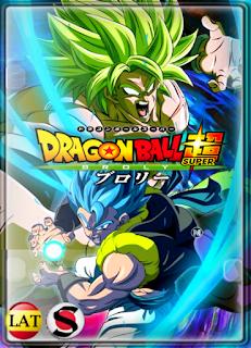 Dragon Ball Super: Broly (2018) HD 720P LATINO/JAPONES/INGLES