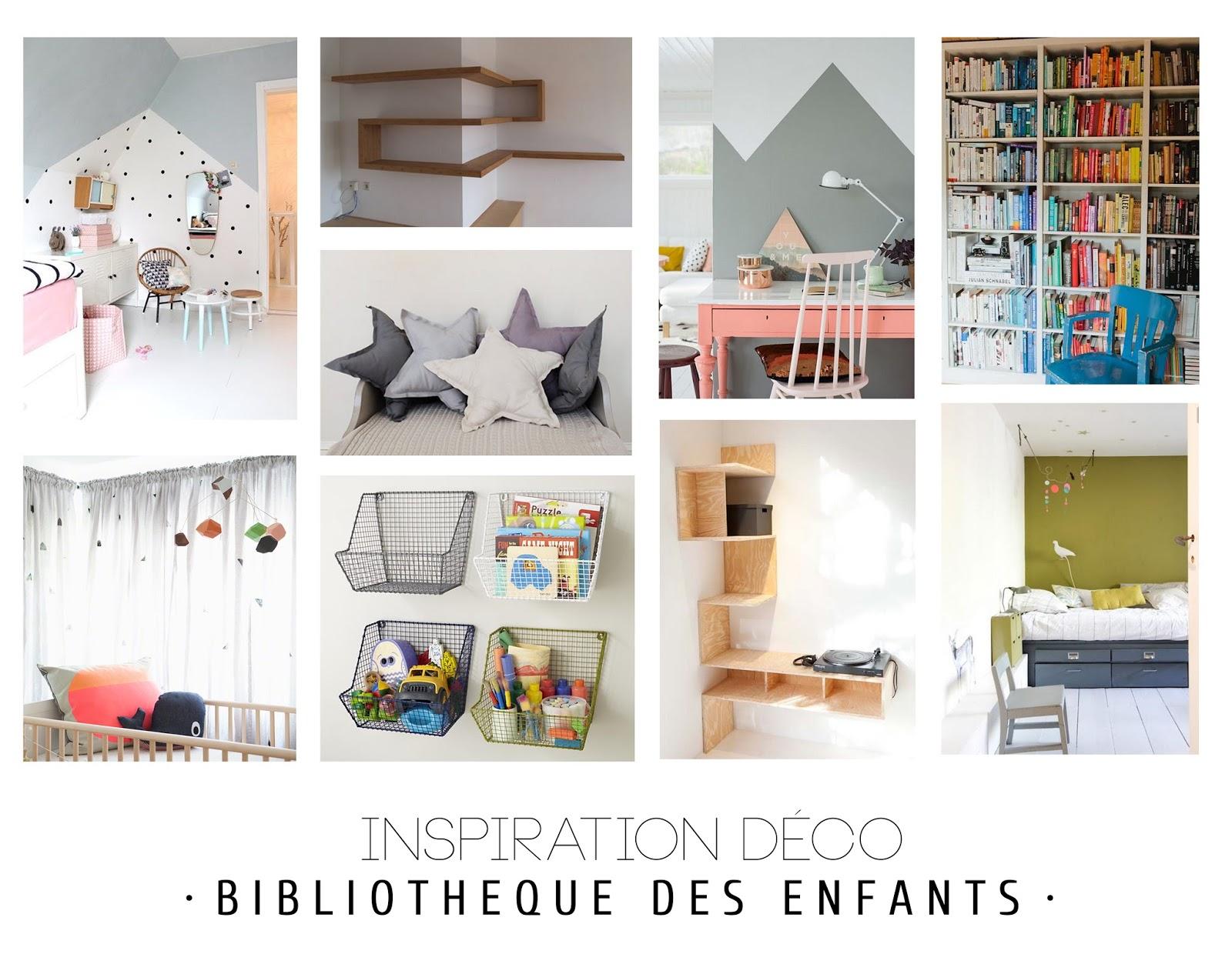 Inspiration déco - Bibliothèque des enfants - Les Aventures des ...