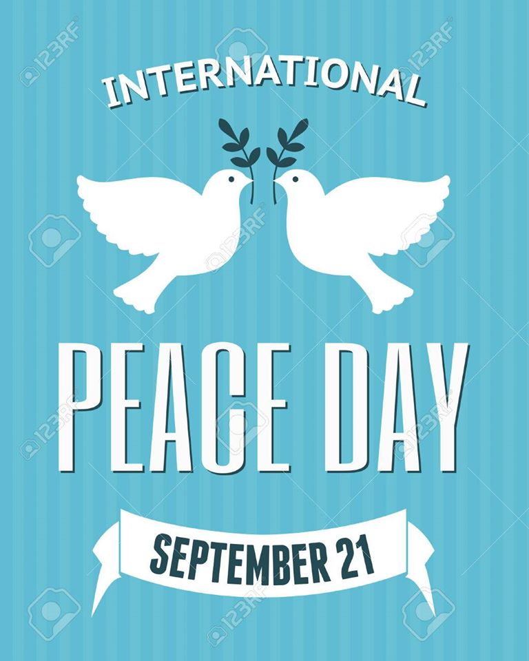 International Day of Peace Wishes Beautiful Image