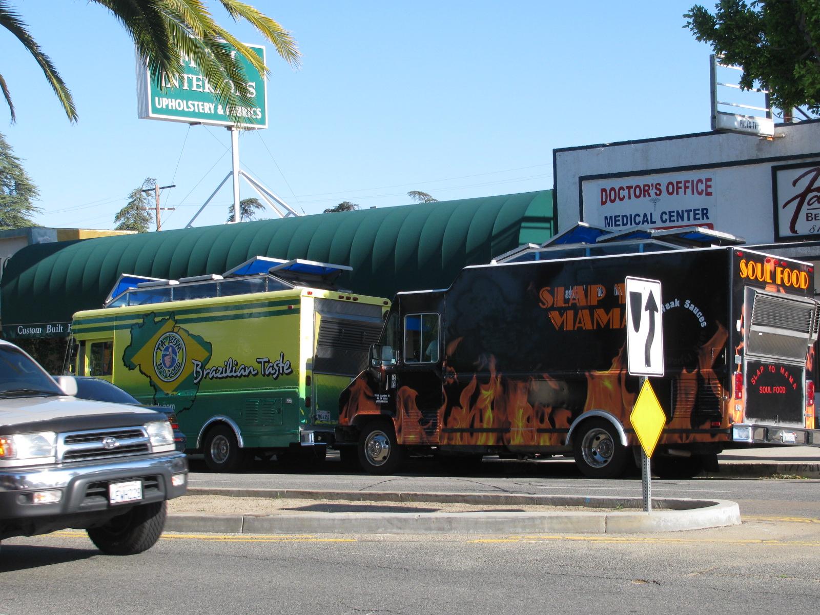 Food Truck Friday Chatsworth