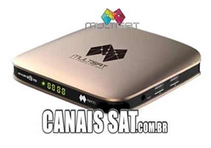 Multisat M200 Atualização V2.85 - 03/06/2021