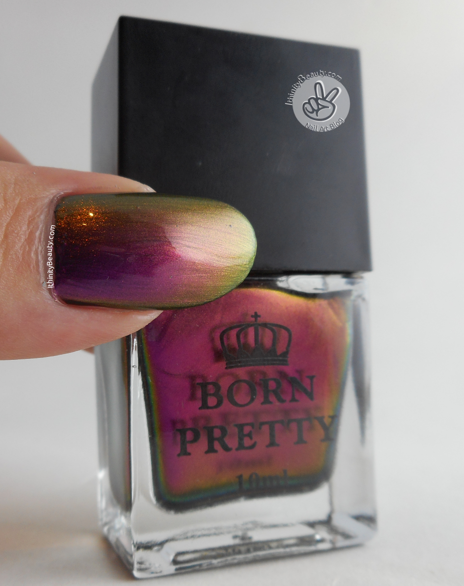 10ml Born Pretty Store Chameleon Nail Polish in 221 Born