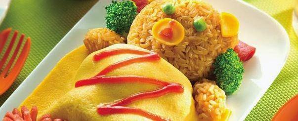 nasi goreng ala anak kos