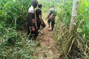 Mengurangi  Kebakaran Hutan  Babinsa  Laksanakan  Patroli  Karhutla  Bersama  Masyarakat