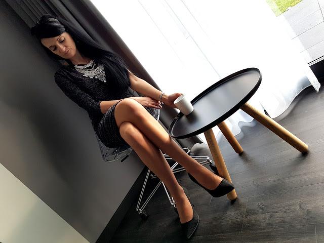 little black dress - mała czarna - czarna sukienka na każdą okazję -femme luxe - luxegal - www.femmeluxefinery.co.uk - sukienki online - gdzie kupić sukienkę przez internet - must have w kobiecej szafie