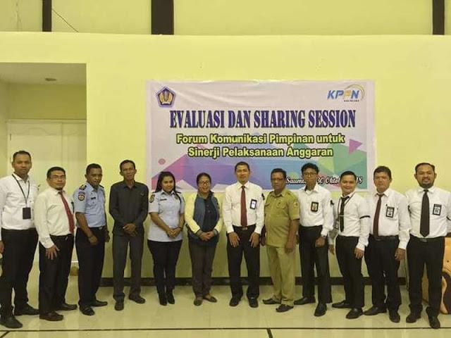 KPPN Saumlaki Gelar Forum Kopi Siang
