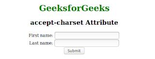 penggunaan accept charset pada html