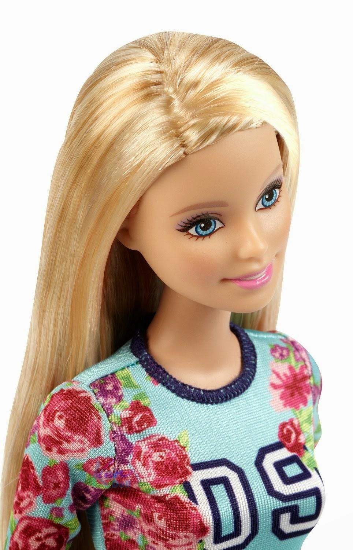 Ken Doll: Barbie Fashionistas 2015
