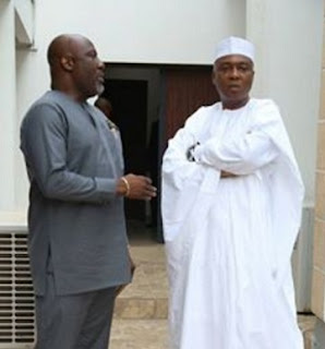 FORGERY SCANDAL: Panic As Police, DSS Lay Siege On Saraki, Ekweremadu; See The 2-count Charges