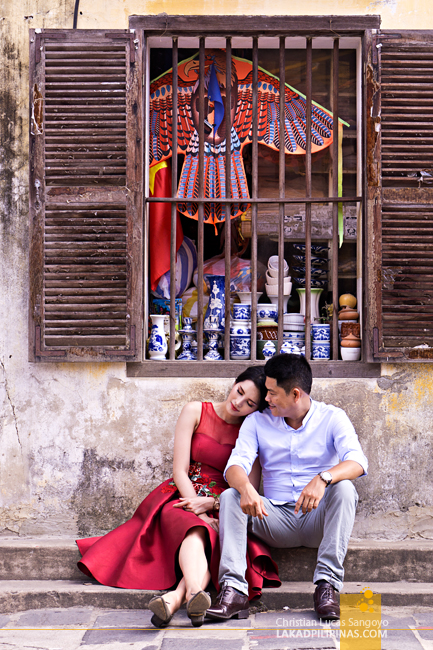 Hoi An Ancient Town Vietnam Romantic