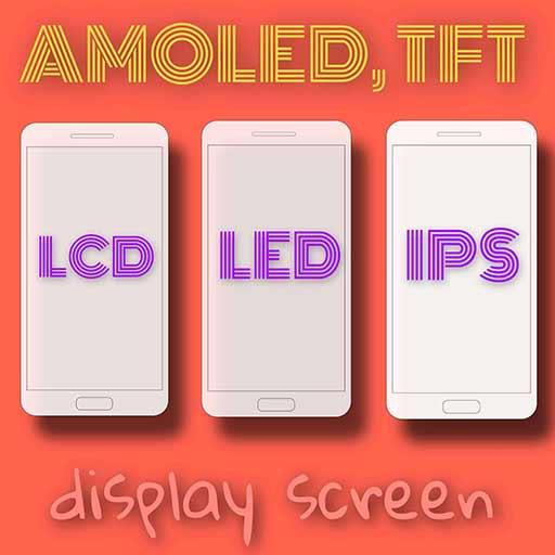 सभी Best types of mobile display screen in hindi 2020 - मोबाइल डिस्प्ले के प्रकार|