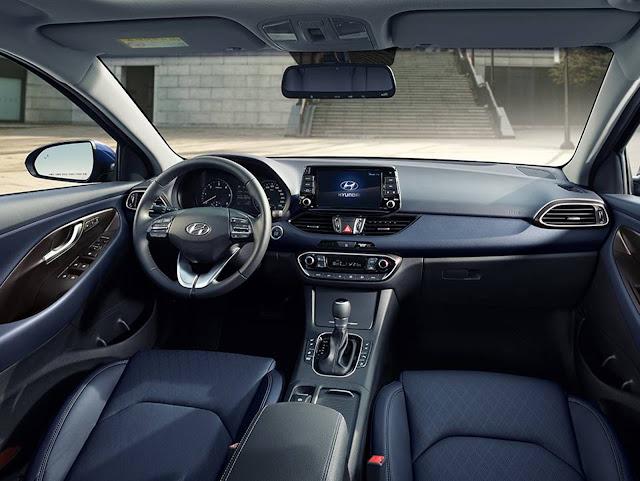 Novo Hyundai i30 2017
