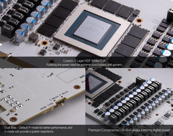 Galaxy GeForce RTX 3090 Hall Of Fame GPU