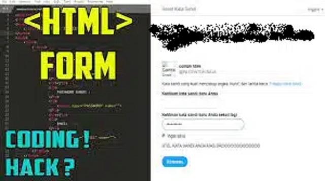 Cara Hack Login Website