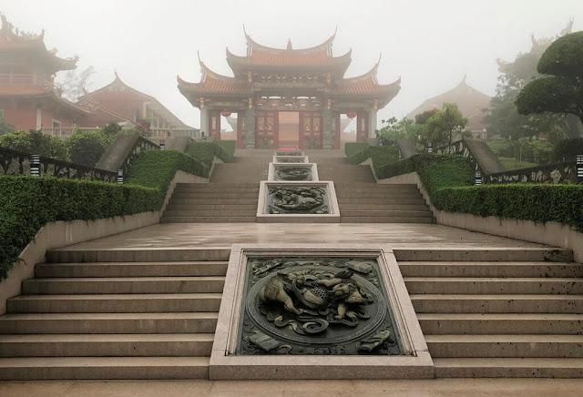 Macau - Aldeia Cultural de A-Má