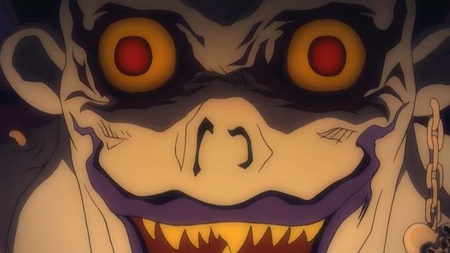 死亡筆記本 (デスノート, Death Note)