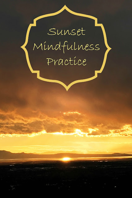 Sunset Mindfulness Practice