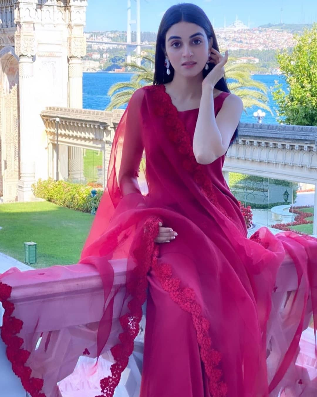 Anmol Baluch Stunning Looks on Eid
