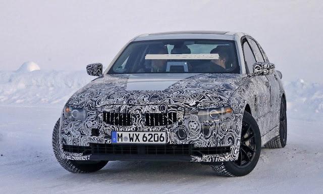 2018 BMW 3-Series G20 Sedan