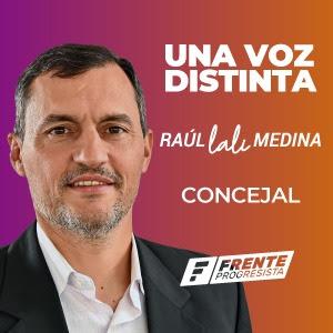 "Raúl ""Lali"" Medina"