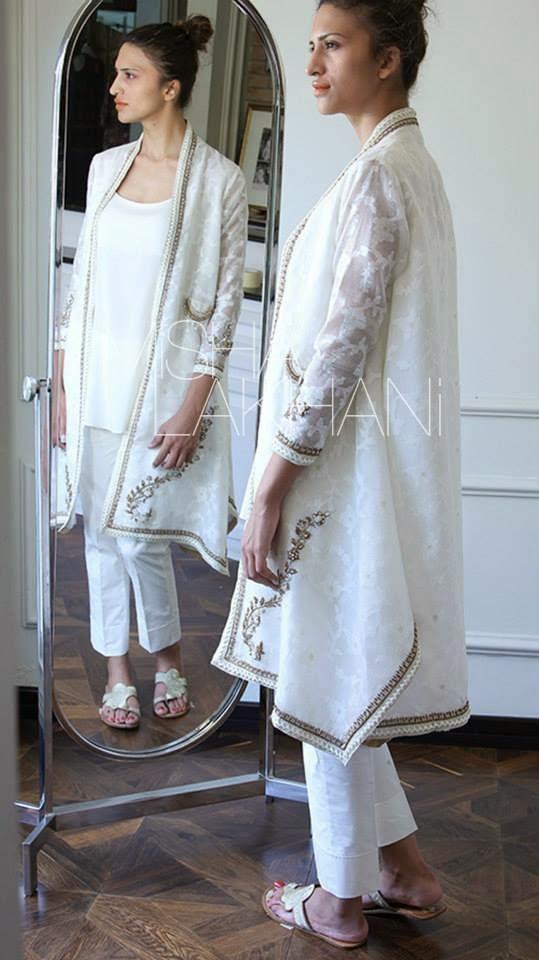 Misha Lakhani - Eid fashion 2014
