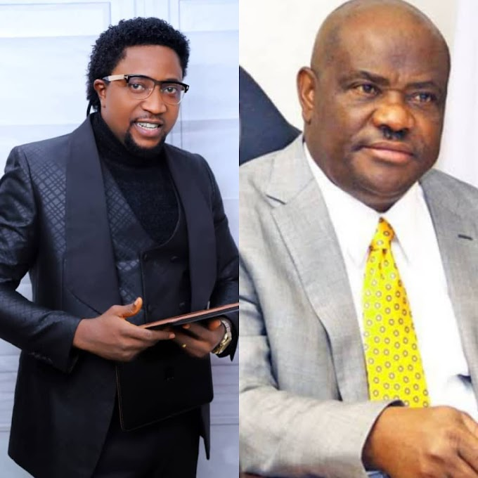 Nigerian Prophet Prince Dickson Shares Revelation Of God's Redemption Mission, Says Gov. Wike Is Key Player