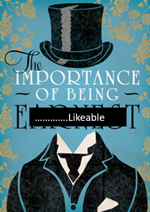 """multiple personalities of characters in the importance of being earnest and the strange case of dr j The importance of not being """"earnest"""" earnestness, which implies seriousness or sincerity, is the great enemy of morality in the importance of being earnest."""
