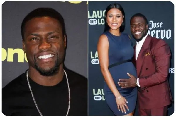 Kevin Hart and wife Eniko Parrish welcome daughter